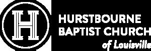 Hurstbourne Baptist Church Logo